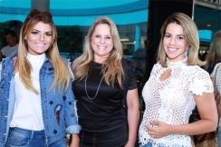 Danila Guimarães Alessandra Veloso e Cecilia Castro