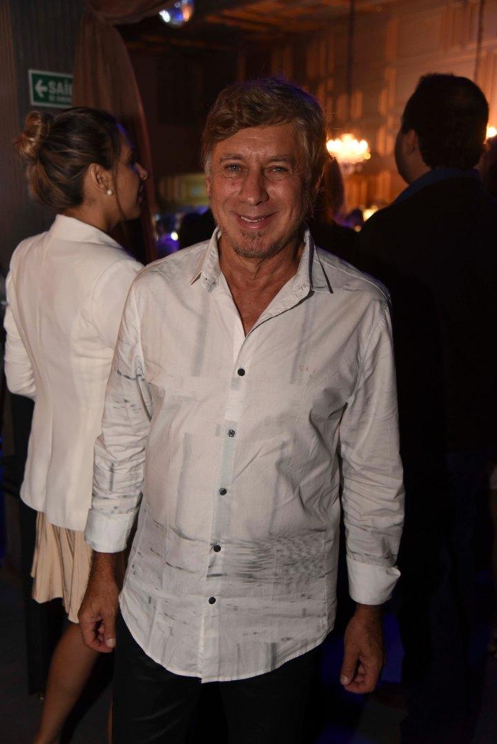 O cantor Flávio Venturini