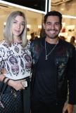 Patricia Forla e Flavio Ximenes