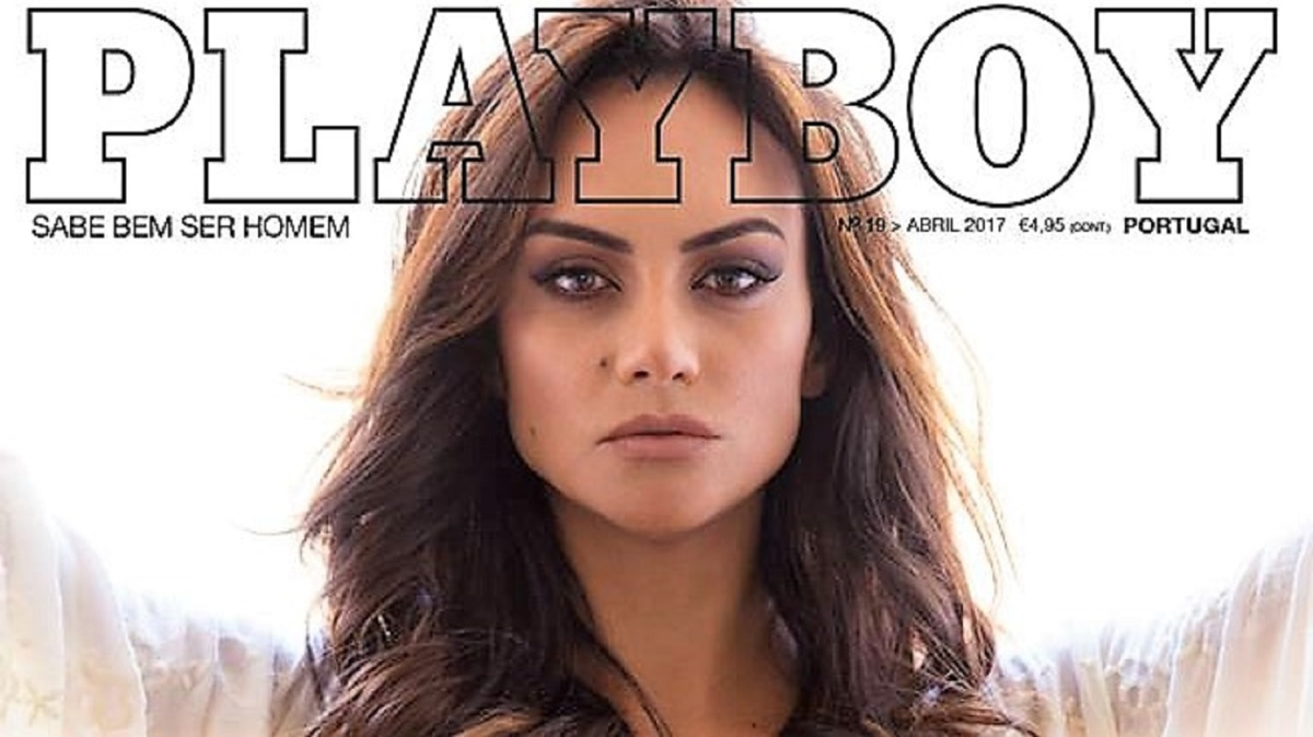 Nova capa da Playboy Portugal, Goiana Lilian Leite, fará cobertura da Festa da Fantasia
