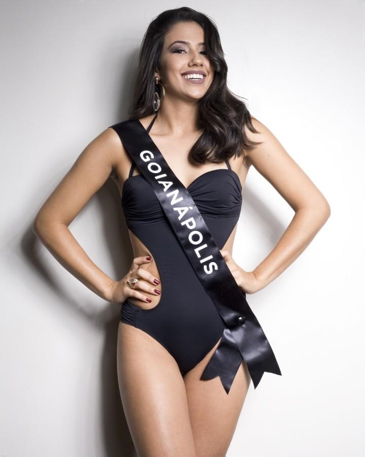 Miss Goianápolis - NATTÁLLYA NATTÂNNIA SILVA FREITAS