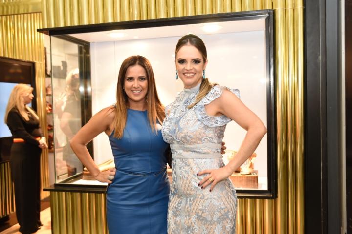 Alessandra Câmara e Fabiana Oliveira