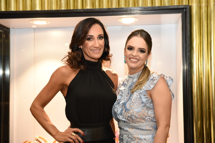 Lara Costa e Fabiana Oliveira