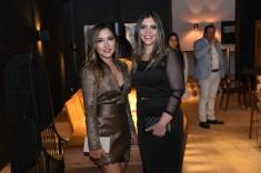 thumbnail_A ortodontista Paula Kotake Ribeiro e a reabilitadora oral Patricia Lima Moura marcaram presença na festa da lançamento da CASACOR Goiás 2017 (2)