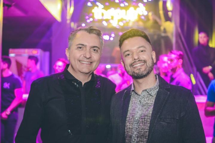 thumbnail_Os empresários Fernando Carvalho e Patrick Costa comemorarão os 12 anos do The Pub em 2 dias 5 e 6 de maio na sede do Club.