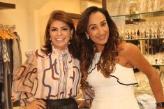 Silvia Umbelino e Lara Costa
