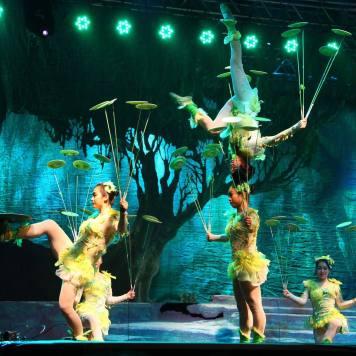 Um dos 30 artistas do - Circo Imperial da China - Dias 08 e 09 de Agosto no Teatro Rio Vermelho em Goiânia. 3