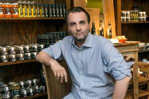 O empresário Lalo Zanine