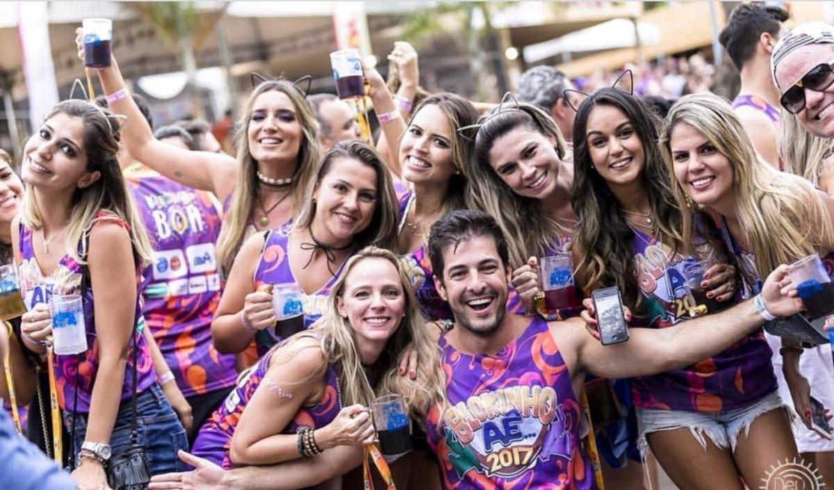 Tomate traz o carnaval baiano para o Blokinho Aê em Goiânia